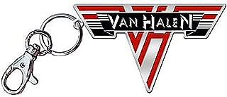 Van Halen Logo Metal Keychain Keyring