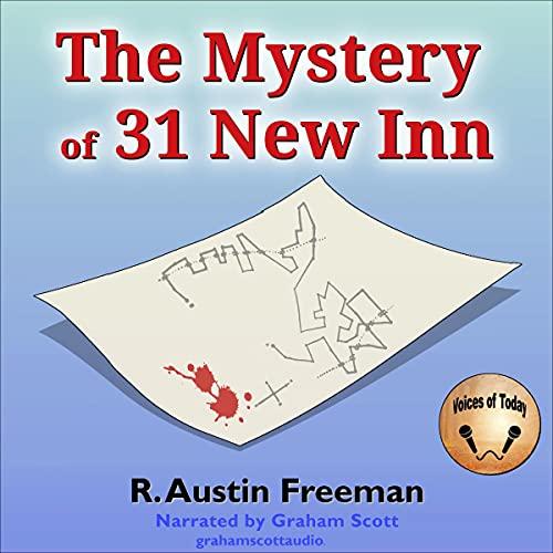 The Mystery of 31 New Inn cover art