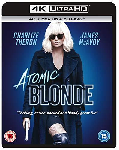 Atomic Blonde [Blu-Ray] [Region Free]