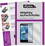 dipos I 2X Schutzfolie klar kompatibel mit HP Pro Slate 8 Folie Bildschirmschutzfolie