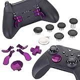 Controlador Elite Serie 2 Kit de accesorios de piezas de repuesto - Púrpura (Xbox One)