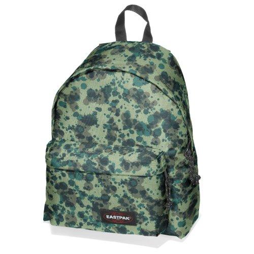 Eastpak Zaino Padded Pak'R Verde Camouflage Unica