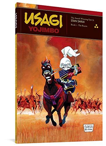 Usagi Yojimbo Book 1 SC