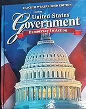 United States Government: Democracy in Action, Teacher Wraparound Edition
