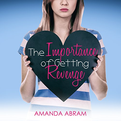 The Importance of Getting Revenge audiobook cover art