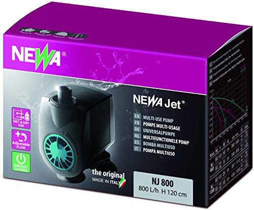 NEWA Jet 800 Pompe pour Aquariophilie