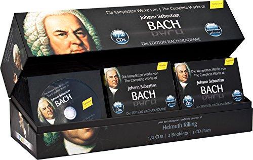 Intégrale Des Oeuvres De Jean-Sébastien Bach