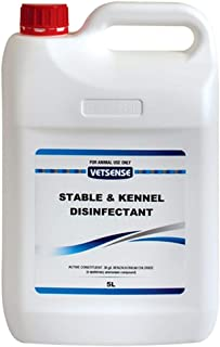 Vetsense Stable and Kennel Disinfectant 5L, 5 Liter