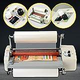 Hot Roll Laminiermaschine 8350T 335mm Laminiergeräte laminator Bürotechnik