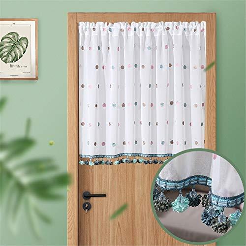 cortinas cocina fregadero