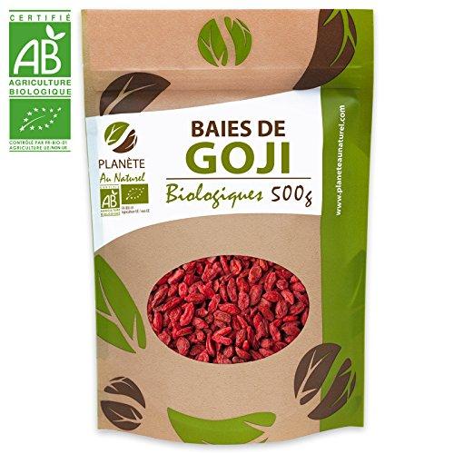 Organic Goji Berries Chigawo cha Tibet - 500g