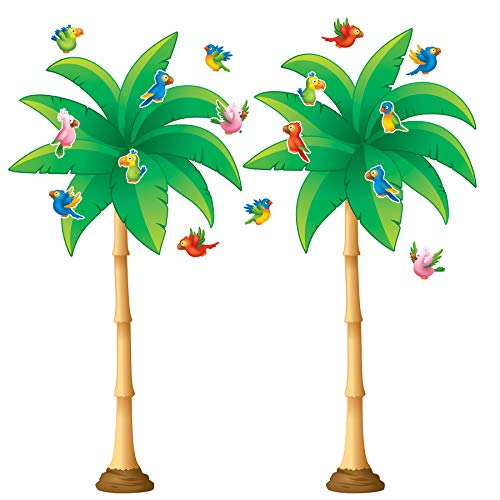Teacher Created Resources Tropical Trees Bulletin Board (5859) Photo #6