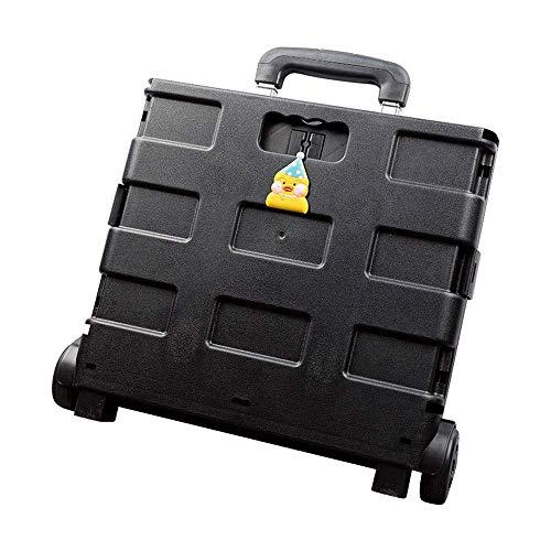 Preisvergleich Produktbild SMEJS Aufbewahrungsbox - Zusammenklappbarer Kofferraum-Organizer und Aufbewahrungsbox,  perfekt for Auto,  Fahrzeug,  Familien Reise und Camp (schwarz) (Color : B)