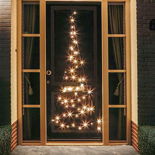 Fairybell Weihnachtsbaum-Silhouette 210 cm
