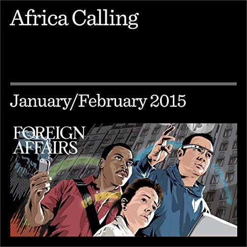 Africa Calling cover art