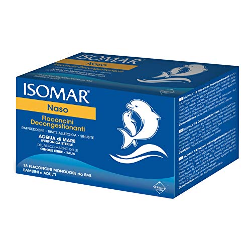 Isomar Naso Hypertonne 18 Monodose