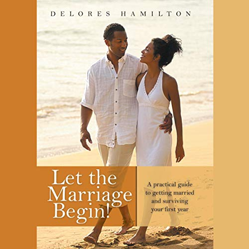 Let the Marriage Begin! audiobook cover art