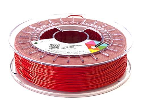 Smarfil FLEX, 1.75mm, Ruby, 330g Filamento para Impresión 3D de Smart Materials 3D