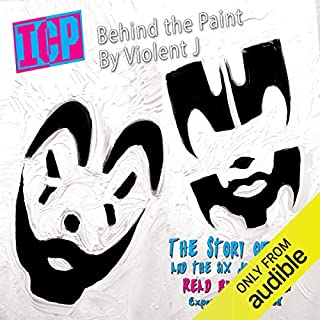 ICP: Behind the Paint audiobook cover art