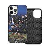 The Vampire Diaries-1 iPhone 12 Case White Ip12 Pro-6.1