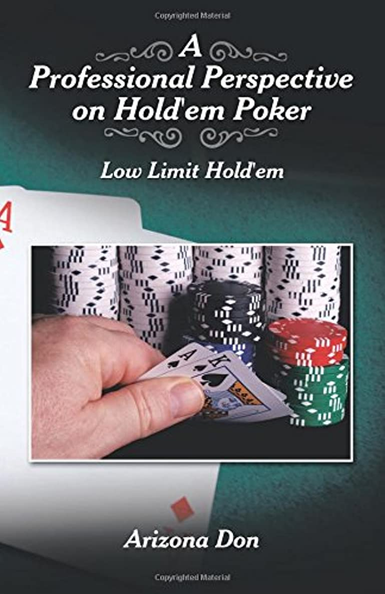 A Professional Perspective on Hold'em Poker: Low Limit Hold'em