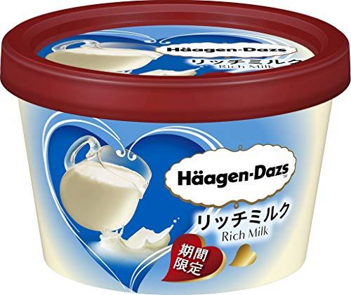 ハーゲンダッツ リッチミルク110ml×6個