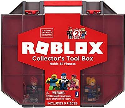 Roblox Collector's Tool Box by