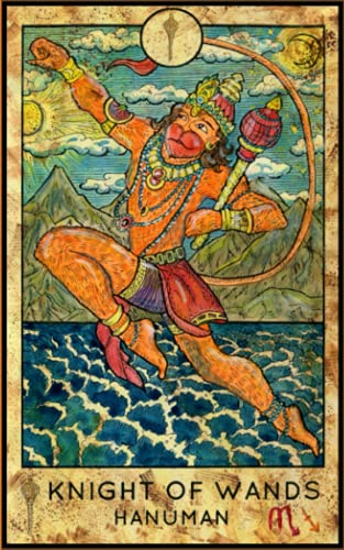 """Notebook Series: Luck of the Tarot Draw - Hanuman 