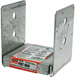 5 Pack Simpson Strong Tie ABU66 6x6 Standoff Post Base