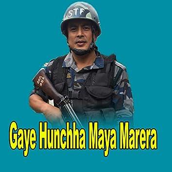 Gaye Hunchha Maya Marera