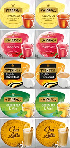 Tassimo® T-Disc® Probierpaket: Alle Tassimo® Teesorten