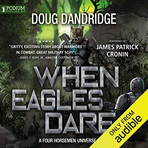 When Eagles Dare Titelbild