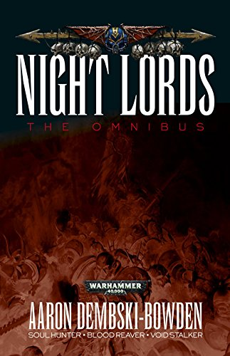 Night Lords: The Omnibus (English Edition)