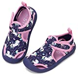 STQ Water Sandals for Girls Outdoor Athletic Beach Swim Pool...