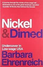 Nickel and Dimed by Barbara Ehrenreich (2010-08-05)