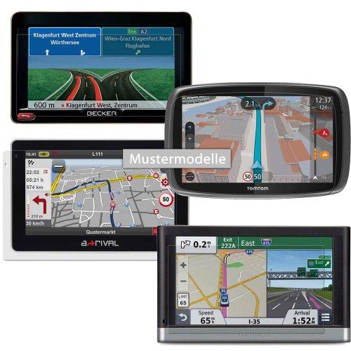 Maoni - Pellicola Proteggi Schermo per navigatore AudioVox 9125, Opaca e antiriflesso