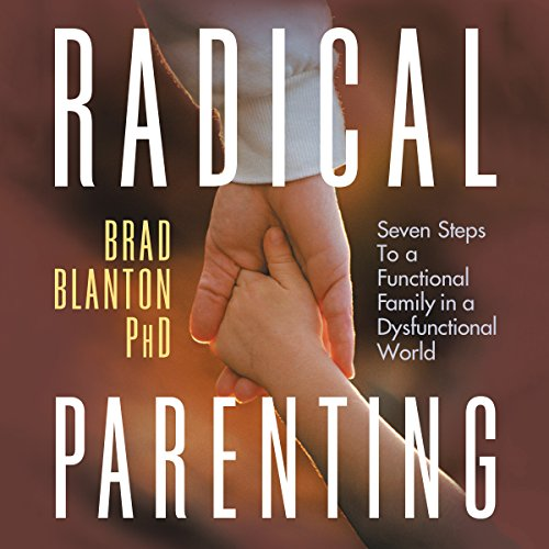 Radical Parenting audiobook cover art