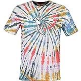 Volcom Nangnar - Camiseta para hombre multicolor L