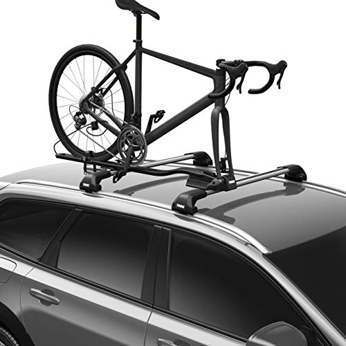 Thule FastRide Roof Mounted Bike Rack, Black