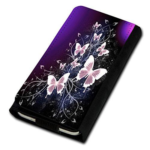 sw-mobile-shop Book Style Flip Handy Tasche Case Schutz Hülle Foto Schale Motiv Etui für HTC Desire 320 - U3 Design11