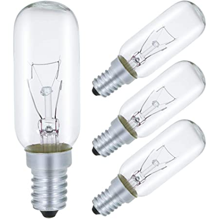Cooker Hood Lamp 15W SES BULB FAN EXTRACTOR KITCHEN Cooker Hood Light