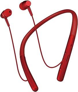 UKCOCO trådlöst halsband hörlurar silikon hals hängande hörlurar hifi stereo hörlurar hörlurar hörlurar headset enhet för ...