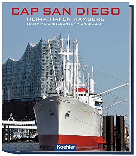 CAP SAN DIEGO - Heimathafen Hamburg