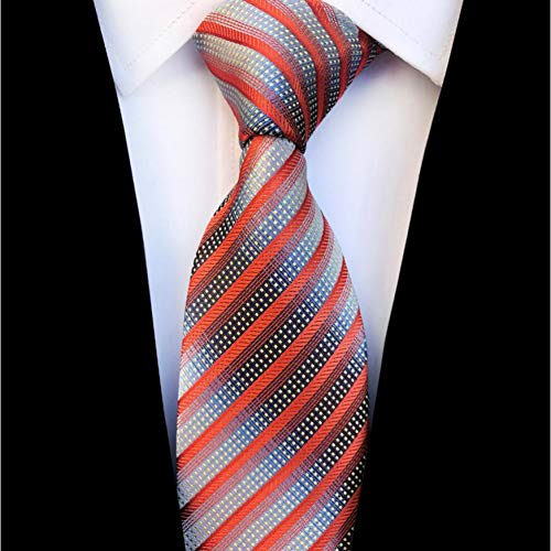 CNBB Mode Plaid Krawatte Seide Jacquard Gewebt Hochzeit Krawatte Für Männer Gestreifte Farbverlauf Blau Rot Grün Krawatte Anzug Party Gravatas