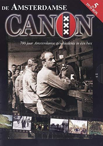 Box - Amsterdamse Canon (3Dvd)