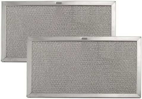Superlin 2 Pack 8502 Range Hood Aluminum Grease Filter for Broan
