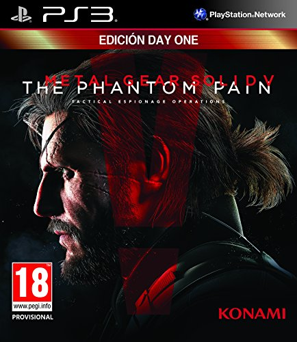 Metal Gear Solid V: Phantom Pain - Day One Edition #7353