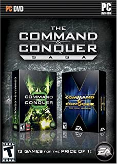Command & Conquer Saga - PC