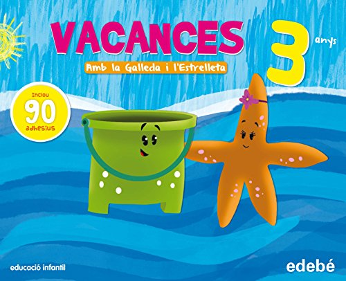 PACK VACANCES 3 ANYS - 9788468311159