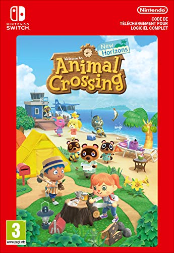 Animal Crossing: New Horizons Standard | Nintendo Switch –  Code jeu à télécharger